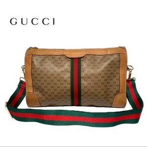 Gucci Micro GG monogram vintage bag